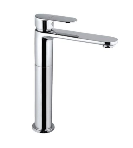 Single Lever High Neck Basin Mixer - Chrome|OPP-15005BPM |